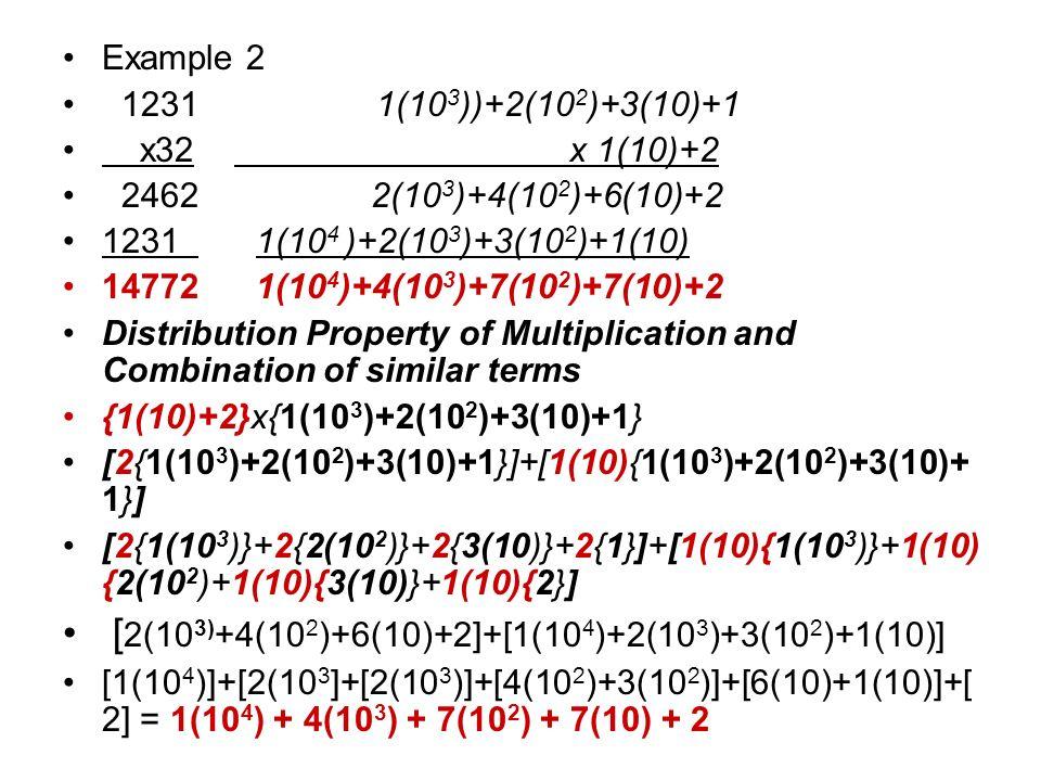 [2(103)+4(102)+6(10)+2]+[1(104)+2(103)+3(102)+1(10)]